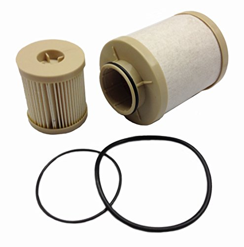 ford 6 0l 2003 2007 updated 4616 diesel fuel filter pack. Black Bedroom Furniture Sets. Home Design Ideas