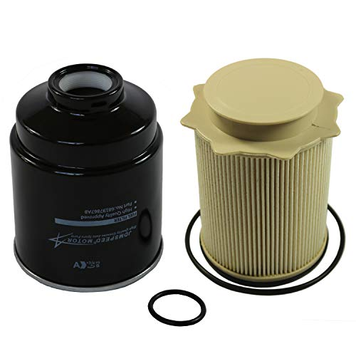 jdmspeed new diesel fuel filter kit for dodge ram 6 7l. Black Bedroom Furniture Sets. Home Design Ideas
